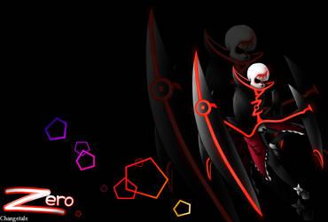WallPaper - (Monster)Zero by Orez-Suke