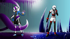 Great Wallpaper - Soul Toxine VS Midnight Blood by Orez-Suke
