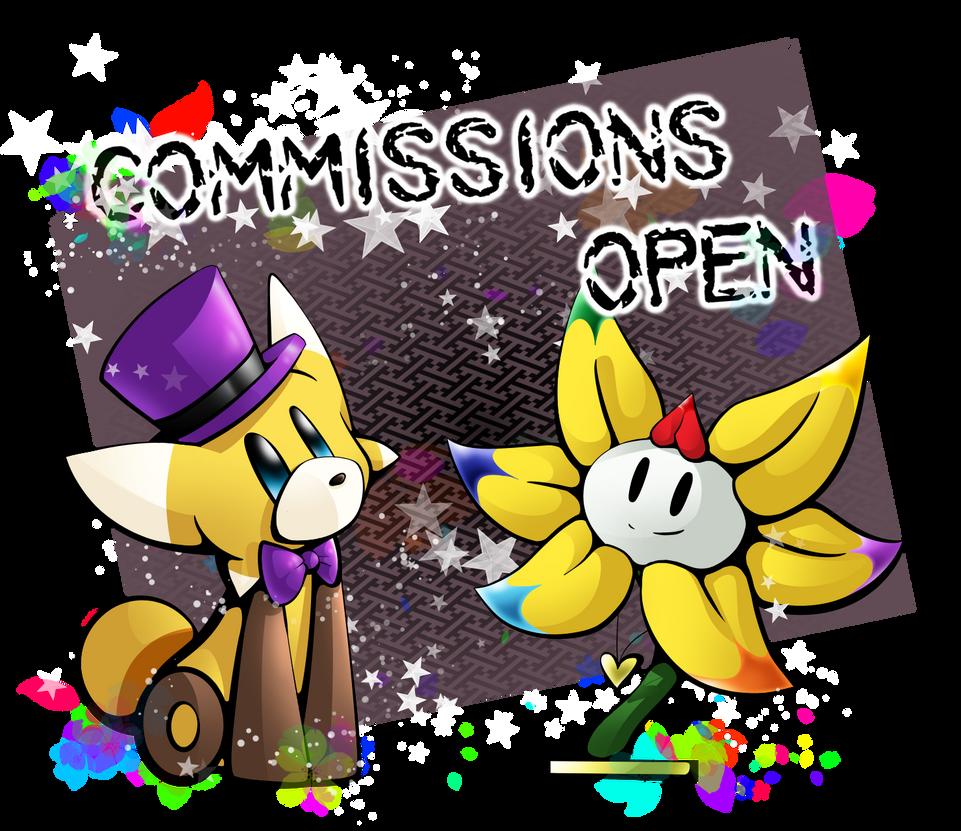 Commission Open by Orez-Suke