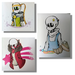 Promarkers First Tries by Orez-Suke