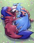.:c:. Sleeping dogs