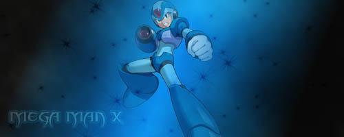 Mega Man X by Makiyura