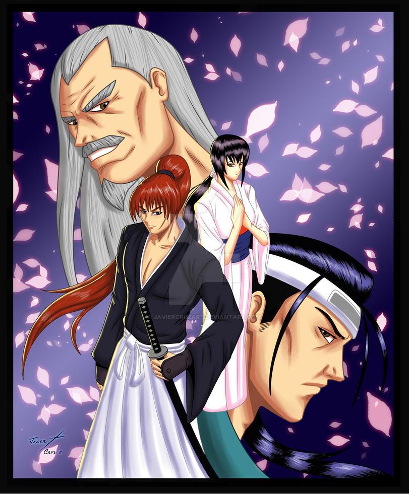 Rurouni Kenshin OVA By JavierCruzArt On DeviantArt