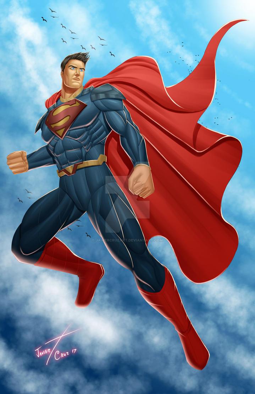 Superman: Injustice 2 by JavierCruzArt