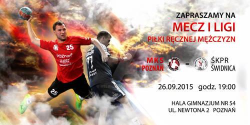 Invitation 2 - MKS Poznan match on season 15/16