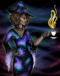 Galaxy Witch