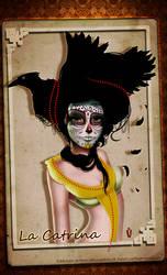 La Catrina by Victoria-Star