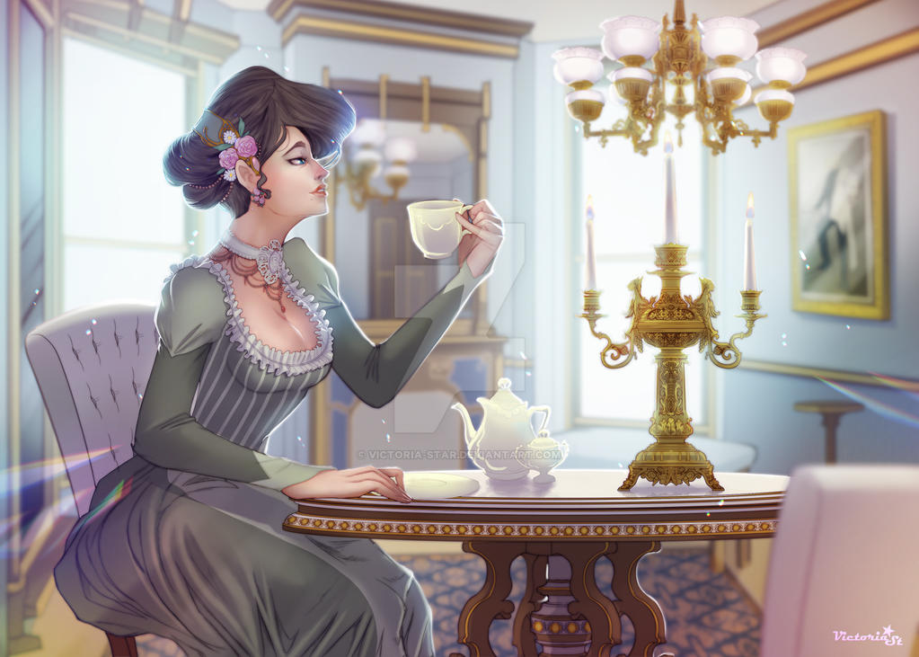 Victorian Glance Comission