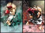 Ippo vs Miyata