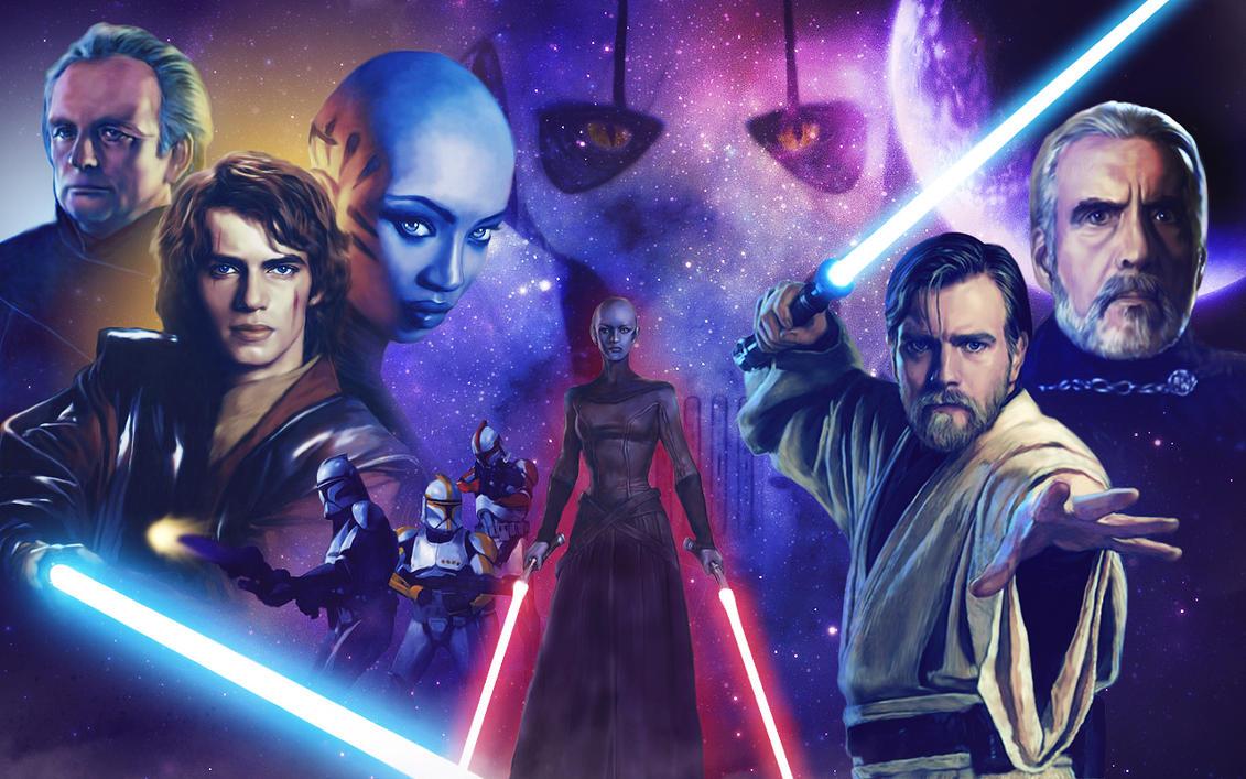Star Wars: Clone Wars by En-Taiho