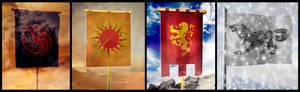 ASOIAF Flags