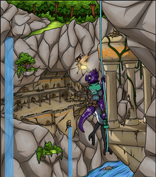 Memo Campaign 001: Crashlanding by KTK-Fold