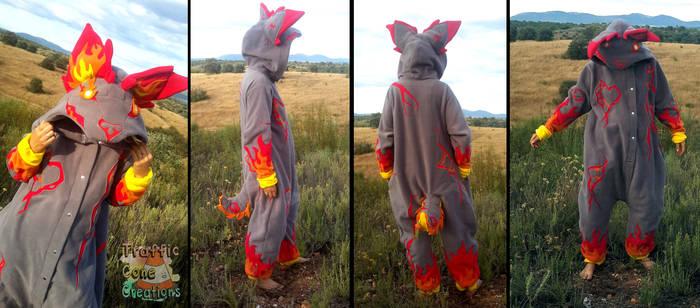 Magma Pupper Kigu