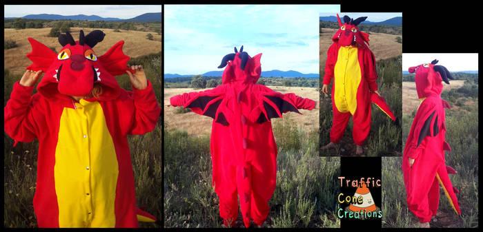 Red Dragon Kigu