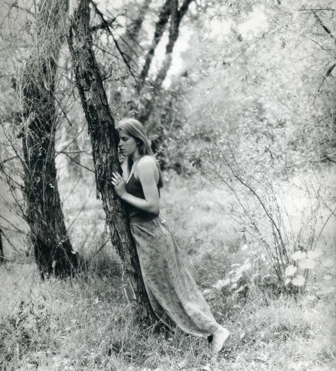 Hilary on Tree by moonandsun