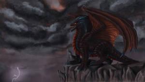 dragon - fafnir