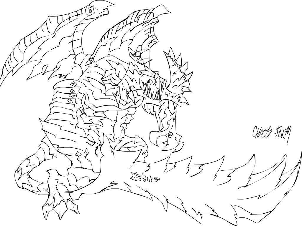 Chaos Form from Darksiders by tekkenrocker on DeviantArt
