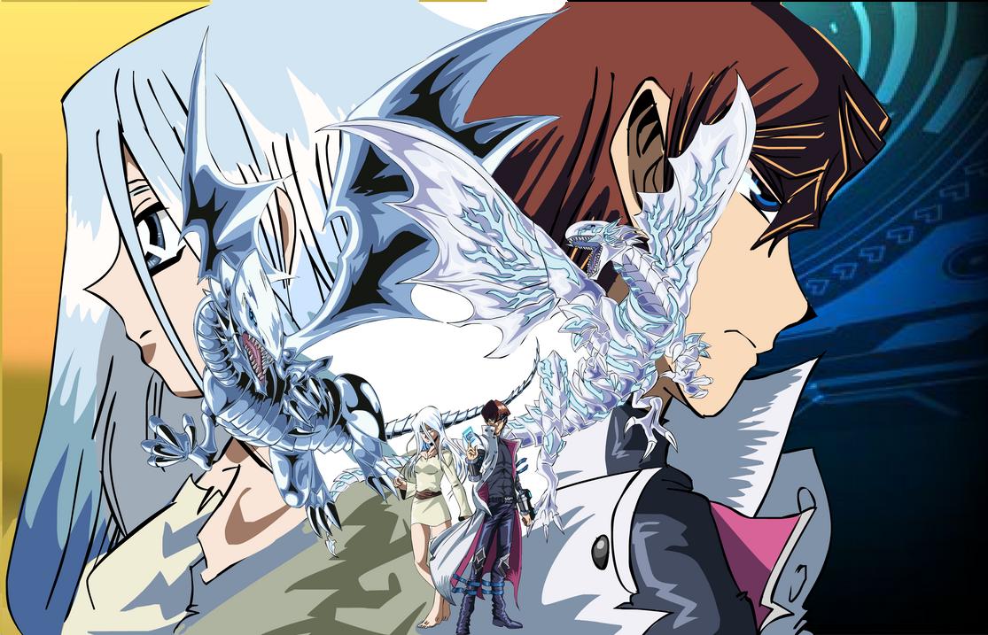 Kaiba And Kisara: Pride and Soul by tekkenrocker