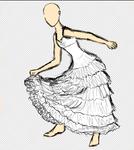 White Dress Design