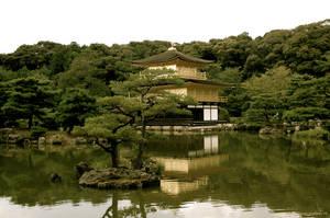 Golden Pavilion II by Yatsuki-Prototype