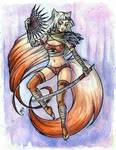 Slayer of evil by KitsuNeka-san