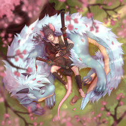 [comm] Sleep under the sakura