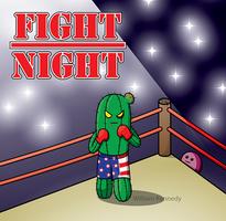 Cactus Boxer by crimsonprinny