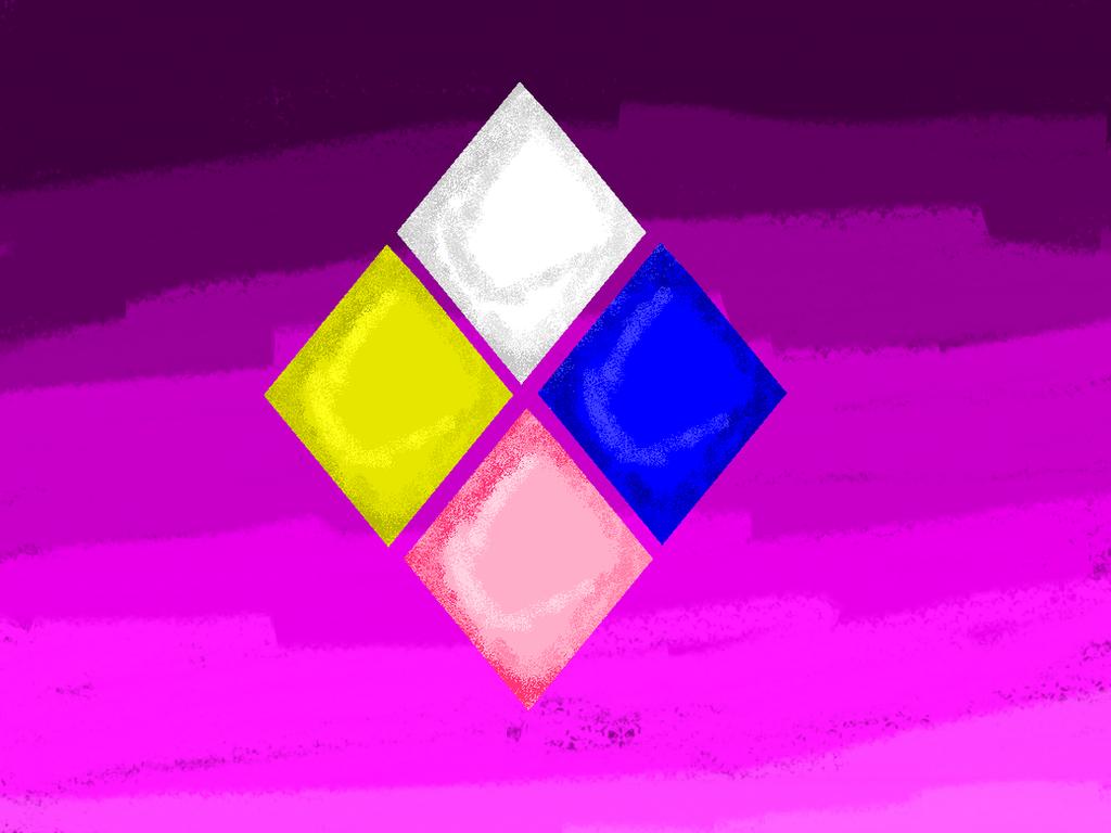 The Diamonds Symbol by fluffycatjeff
