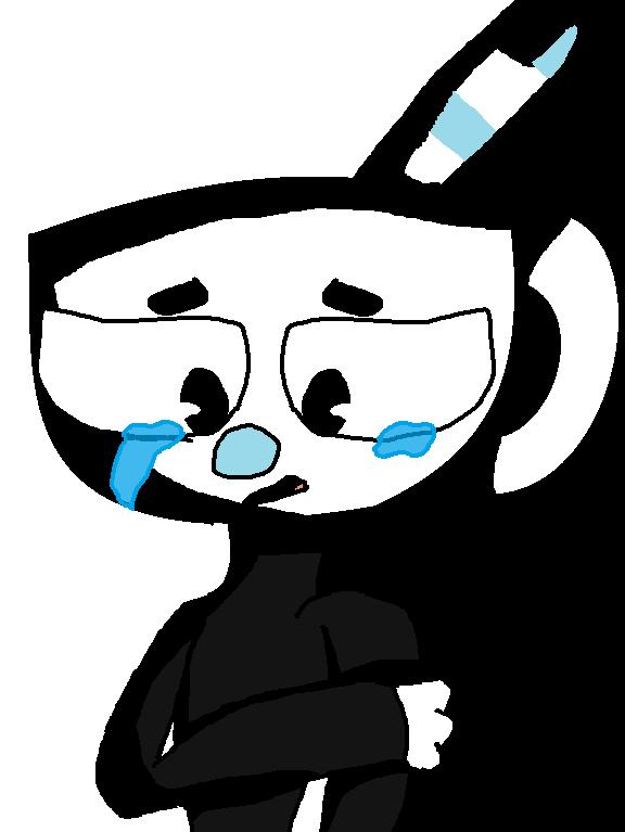 Sad Boi by fluffycatjeff