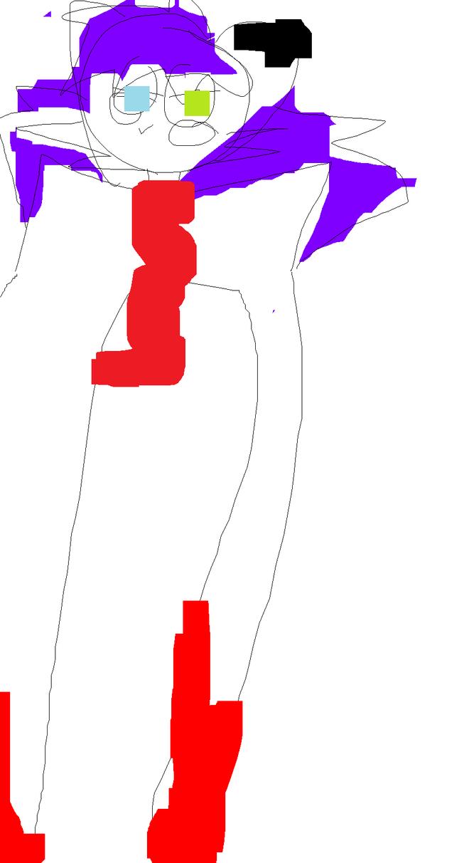 I Draw Sleepykinq Too Much by fluffycatjeff
