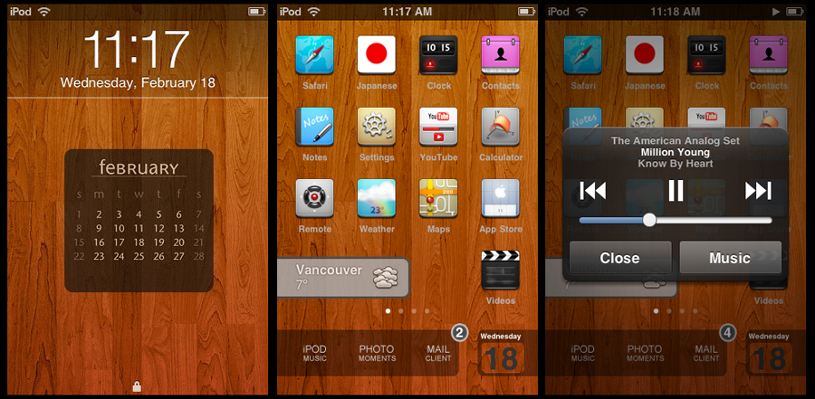 Calendar Lockscreen : Which lockscreen calendar is this macrumors forums