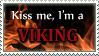 Kiss me I'm a Viking by Ishaway