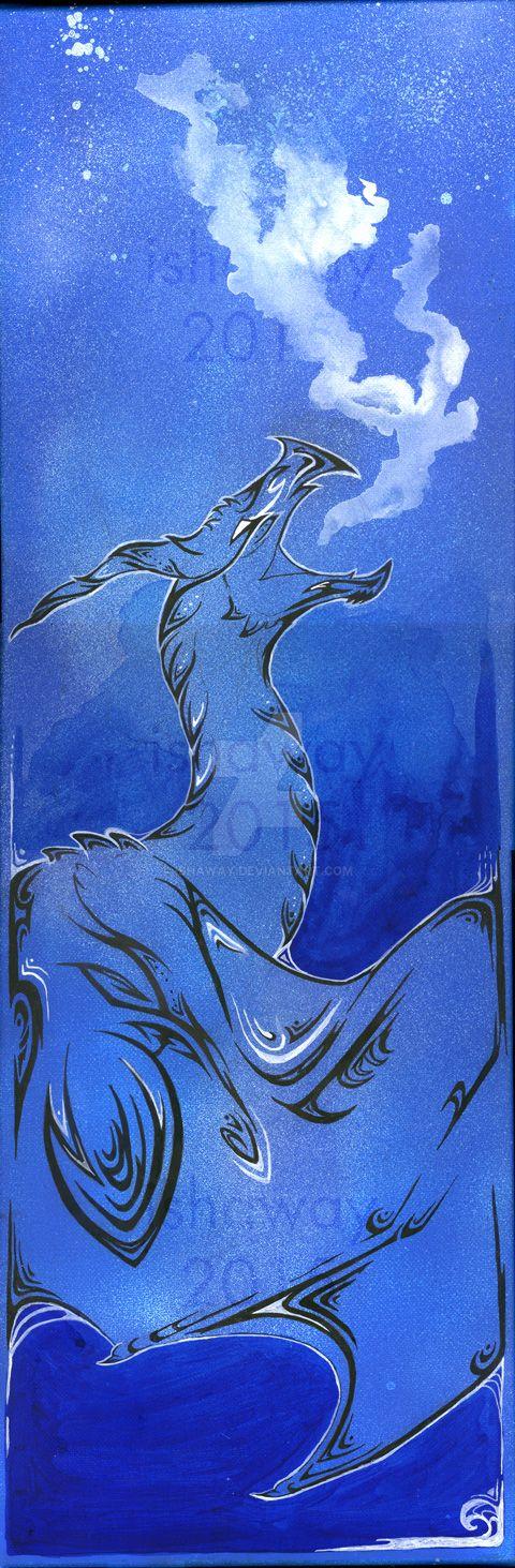 Dreaming: Dragon by Ishaway