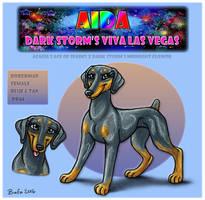 (Retired) Dark Storm's Viva Las Vegas by Bafa