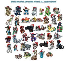 Thank You! Happy Holidays!