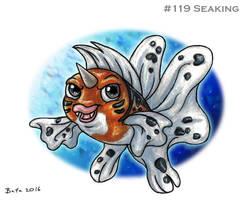 #119 Seaking by Bafa