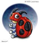 #165 Ledyba by Bafa