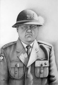 Colonel's portrait