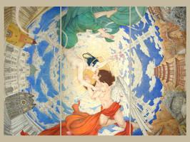 A Dialogue Between Apsara and Angel