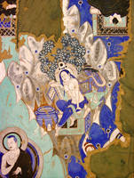 Kizil38 or Buddhistified Baiwei with a Mohawk
