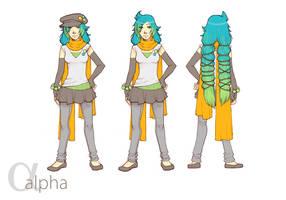 alpha by remichan