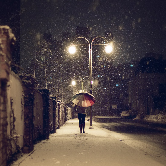 winter story by nayein
