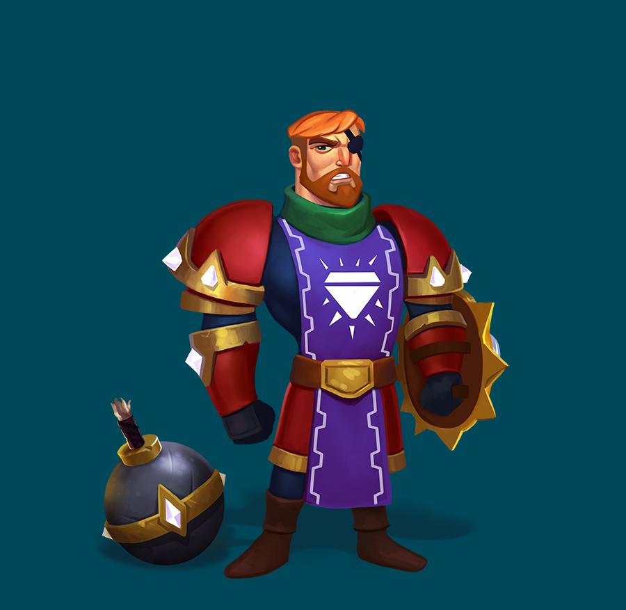 knight_2 by GrayH