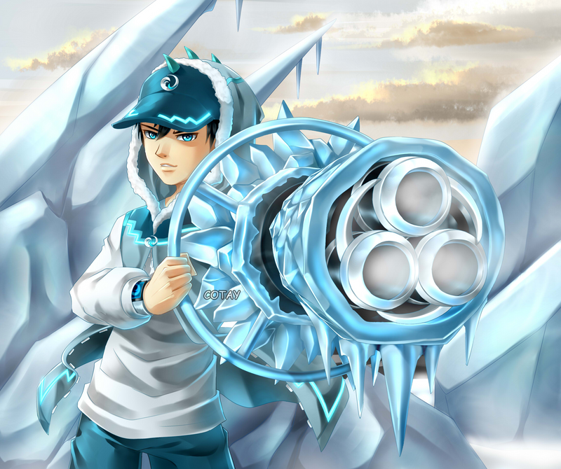 handphone wallpaper boboiboy ice - photo #25