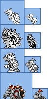 SMM:Dry Bowser preview (for qwertyuiopasd1234567)