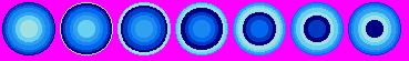 Mania Styled Sonic 2 Shield by REDBIRD030