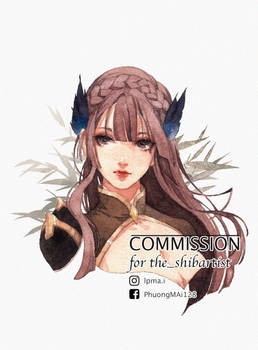 Commission: Talon
