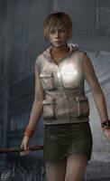 Heather In silent Hill