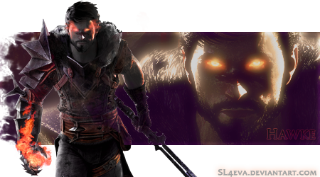 Hawke Signature by SL4eva