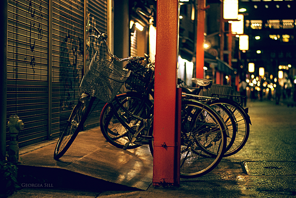 Bike by GeorgiaSill